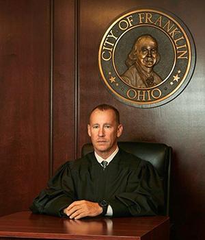 Judge Ronald Ruppert - Franklin Municipal Court